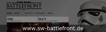 Star Wars Battlefront Community
